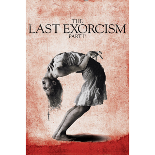 The Last Exorcism Part II Unrated HDX Vudu / MA - Instant Delivery!
