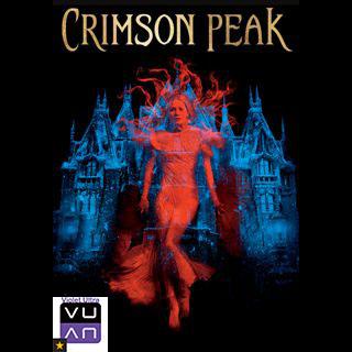 Crimson Peak HDX UltraViolet - Instant Delivery!