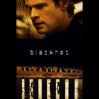 Blackhat HD iTunes / MA