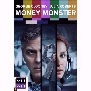 Money Monster HD MA / Vudu - Instant Delivery!