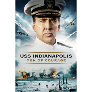 USS Indianapolis: Men of Courage HDX Vudu - Instant Delivery