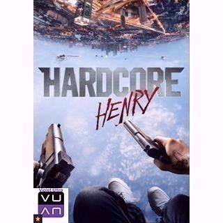 Hardcore Henry HD iTunes / MA - Instant Delivery!