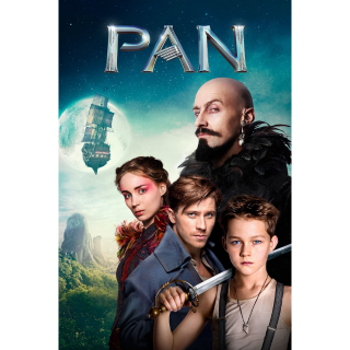 Pan 4K MA - Instant Delivery!