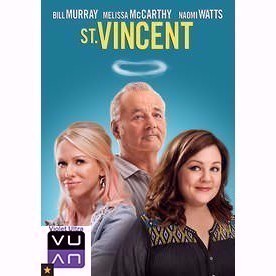 St. Vincent HD MoviesAnywhere / UltraViolet - Instant Delivery!