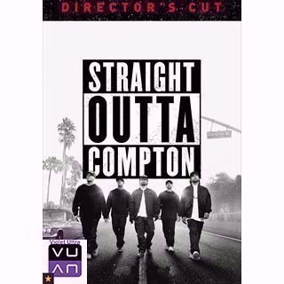 Straight Outta Compton HD iTunes / MA - Instant Delivery!