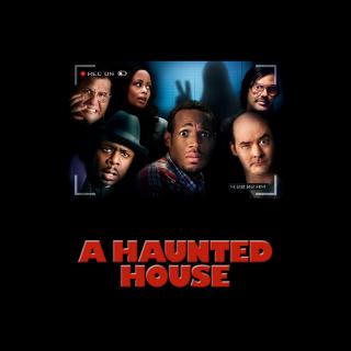 A Haunted House HD MA / iTunes