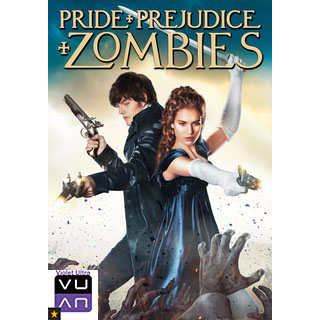 Pride and Prejudice and Zombies SD UltraViolet - Instant Delivery!