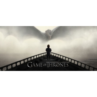 Game of Thrones: Season 5 HD iTunes - Instant Delivery!