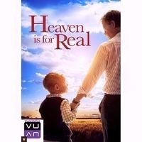 Heaven is for Real SD Vudu / MA - Instant Delivery!