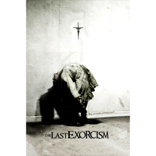 The Last Exorcism HD iTunes / MA port - Instant Delivery!
