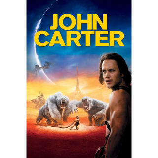 John Carter iTunes *Requires XML/DCD*