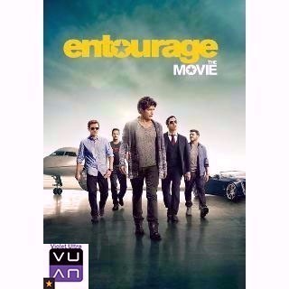 Entourage HD MA / Vudu - Instant Delivery!