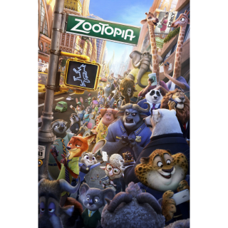 150 DMR Points from Zootopia Bluray (Disney Movie Rewards)