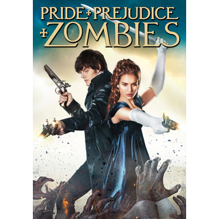 Pride and Prejudice and Zombies SD Vudu / MA - Instant Delivery!