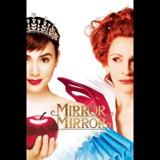 Mirror Mirror iTunes *Requires XML/DCD*