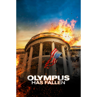 Olympus Has Fallen SD MA / Vudu - Instant Delivery!