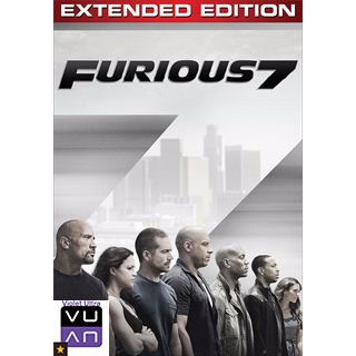 Furious 7 Extended Edition HD iTunes / MA - Instant Delivery!
