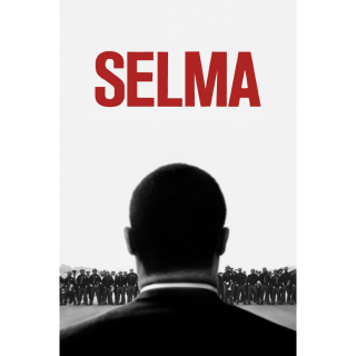 Selma HDX Vudu / iTunes - Instant Delivery!