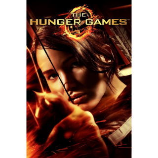 The Hunger Games HDX Vudu / iTunes - Instant Delivery!