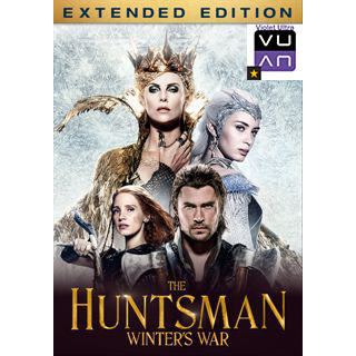 The Huntsman: Winter's War - Extended Edition HD iTunes / MA port - Instant Delivery!