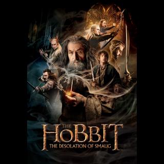 The Hobbit: The Desolation of Smaug HDX UV / MA