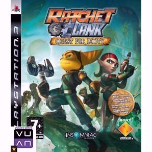 Ratchet and Clank Quest for Booty Full Game Digital Download for PlayStation 3 - Instant Delivery!