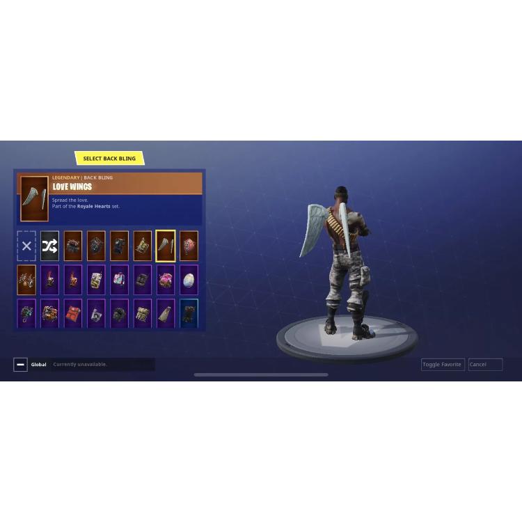 Bundle | OG fortnite account - In-Game Items - Gameflip