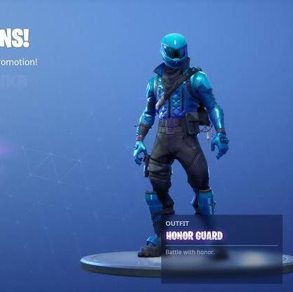 Bundle | Honor Guard - In-Game Items - Gameflip