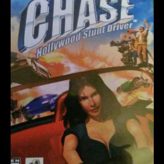 """""""Chase: Hollywood Stunt Driver"""" - For The Original XBox"""