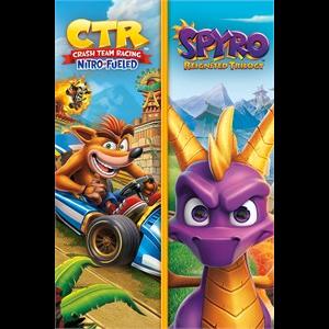 Crash™ Team Racing Nitro-Fueled + Spyro™ Game Bundle