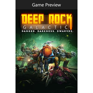 Deep Rock Galactic (Game Preview)
