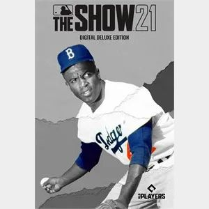 MLB® The Show™ 21 Digital Deluxe Edition - Current and Next Gen Bundle