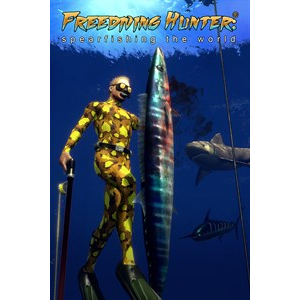 Freediving Hunter: Spearfishing the World