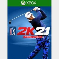 PGA TOUR 2k21 Digital Deluxe [US]