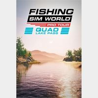 Fishing Sim World®: Pro Tour - Quad Lake Pass