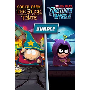Bundle: South Park™ : The Stick of Truth™ + The Fractured but Whole