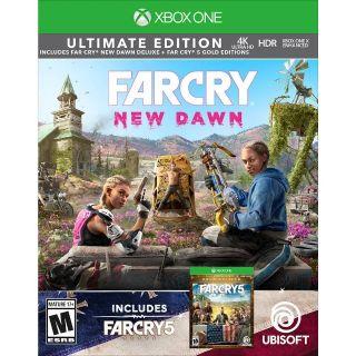 Far Cry® 5 Gold Edition + Far Cry ® New Dawn Deluxe Edition Bundle