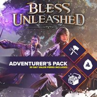 Bless Unleashed Adventurer's Pack