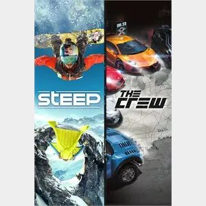 Steep and The Crew