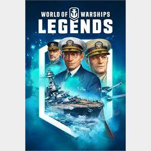 World of Warships: Legends – Living History