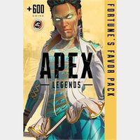 Apex Legends™ - Fortune's Favor Pack [US]