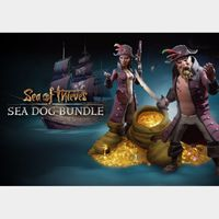 Sea of Thieves Sea Dog Pack [GLOBAL]