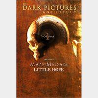 The Dark Pictures Anthology: Little Hope & Man of Medan Bundle