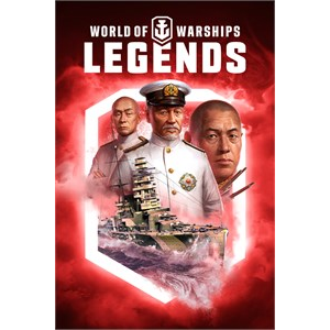 World of Warships: Legends—the Mighty Mutsu