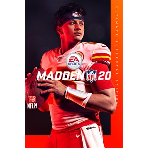 Madden NFL 20: Ultimate Superstar Edition