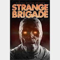 Strange Brigade Deluxe Edition