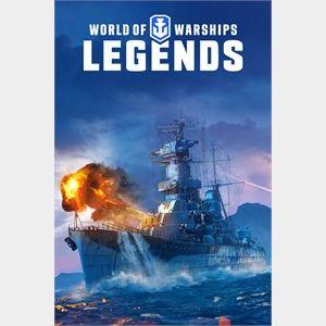 World of Warships: Legends — Gunfighters