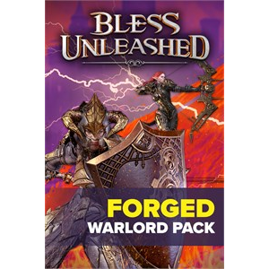 Bless Unleashed: Forged Warlord Pack