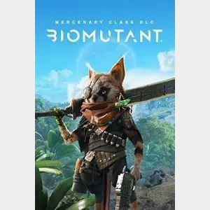 Biomutant - Mercenary Class
