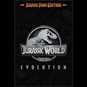 Jurassic World Evolution: Jurassic-Park-Edition